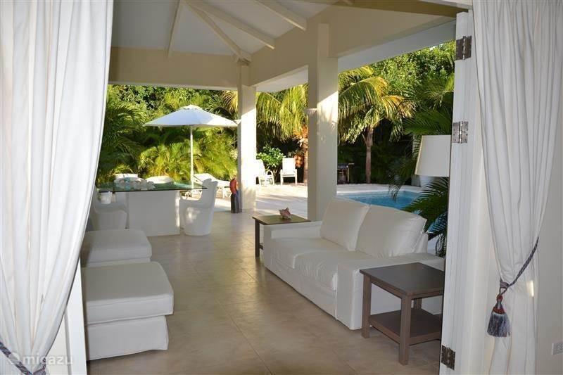 Vacation rental Curaçao, Banda Ariba (East), Seru Bottelier Villa Villa Colina