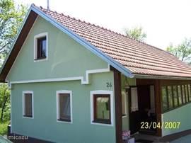 Uw vakantiehuisje op het adres Novaki 26