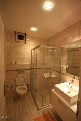 Badkamer van de kinderkamers