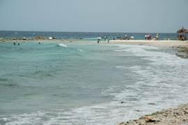publiek strand Piscadera