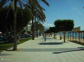 De promenade in altea