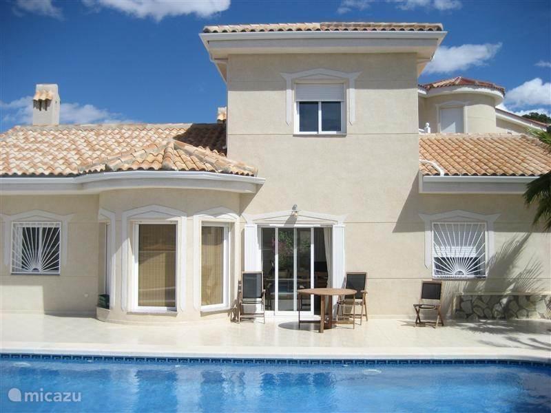 Ferienwohnung Spanien, Costa Blanca,  Hondón de las Nieves - villa Villalobos