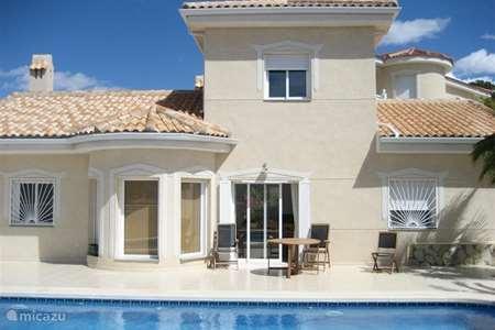 Vakantiehuis Spanje, Costa Blanca, Hondón de las Nieves villa Villalobos