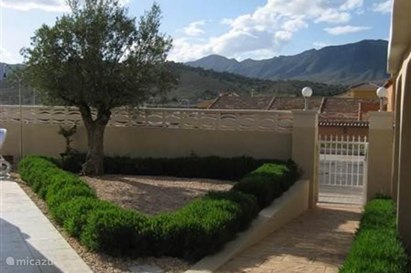 Vacation rental Spain, Costa Blanca, Hondón de las Nieves Villa Villalobos