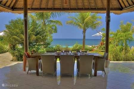Vacation rental Indonesia – villa Villa Mawar