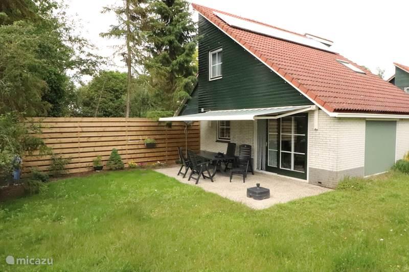 Vakantiehuis Nederland, Friesland, Appelscha Vakantiehuis Appelscha De Griene Romte