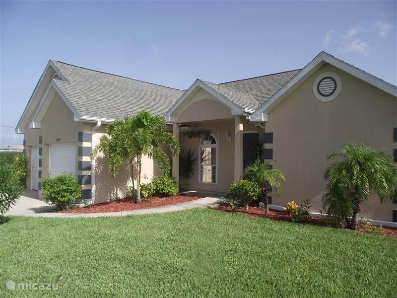 Vakantiehuis Verenigde Staten, Florida, Cape Coral - villa Florida Villa Cape Coral