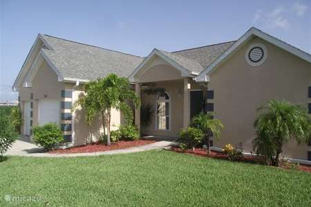Vacation rental United States – villa Florida Villa Cape Coral