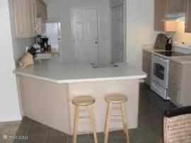 Grote keuken voorzien van alle comfort
