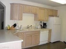 Grote keuken voorzien van alle gemakken en apparatuur!