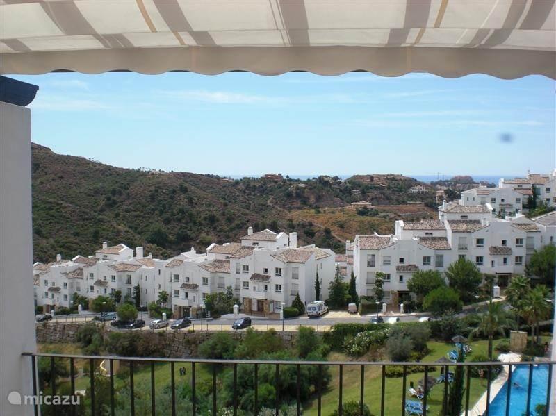 Vakantiehuis Spanje, Costa del Sol, Marbella - appartement La Quinta