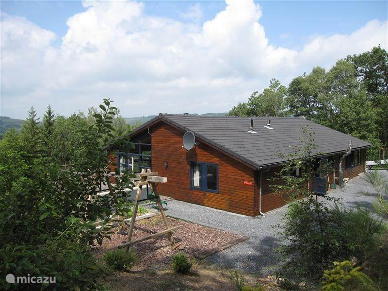 Large And Comfortable House On A Large Plot In The Middle Of The Woods. On