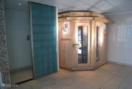 Fabulous muscles relax in the sauna and shower room. The sauna can be used from 11.00 to 23.00.