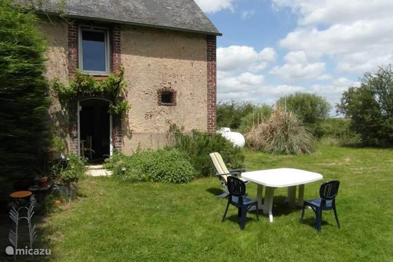 Vakantiehuis Frankrijk, Loire, Ruillé-sur-Loir Boerderij La Jouanniere bis 1