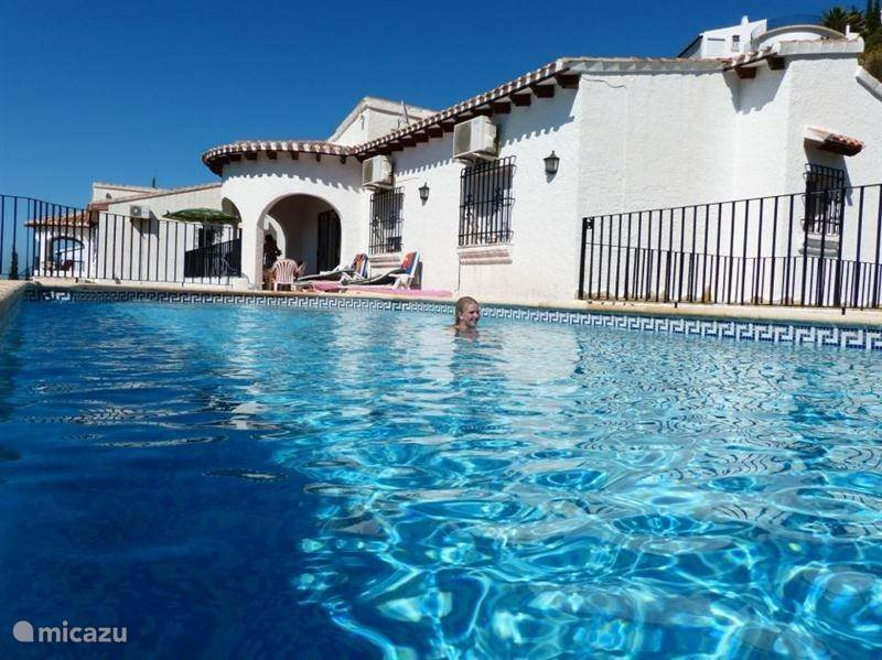 Vakantiehuis Spanje, Costa Blanca, Pego - villa Casa Ronaldo