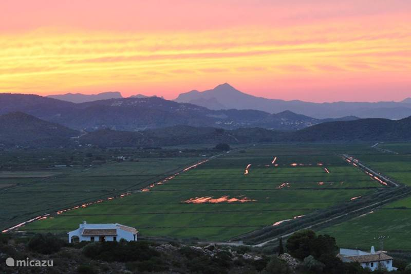 Vakantiehuis Spanje, Costa Blanca, Pego Villa Casa Ronaldo