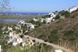Urbanisatie Monte Pego met meer dan 1000 villa's is zeer geliefd op Costa Blanca.