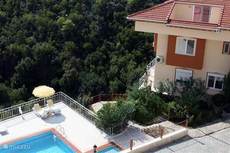 Vakantiehuis Turkije, Turkse Rivièra, Kargicak appartement Barinak (toevluchtsoord)
