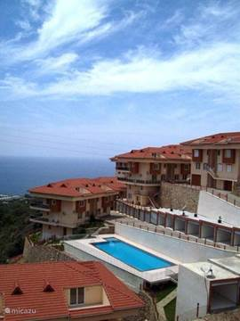 Het complex SeaView 2 bestaat in totaal uit 36 woningen.