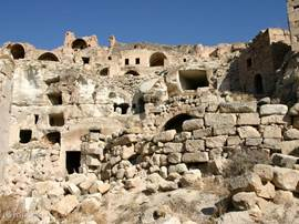 Cappadocie is beslist een aanrader als u een meerdaagse excursie wilt doen.