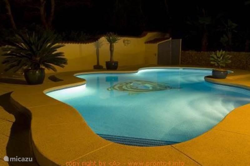 Vakantiehuis Spanje, Costa Blanca, Altea Villa Villa Carina