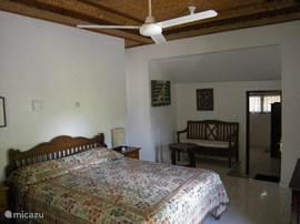 Slaapkamer 1 in zijpaviljoen