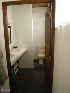 badkamer slaappaviljoen