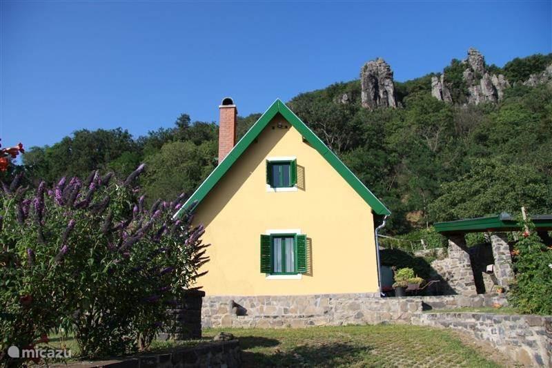 Vakantiehuis Hongarije, Balatonmeer, Badacsonytordemic Vakantiehuis Ebbers