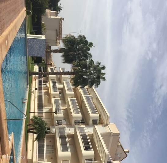 Vakantiehuis Spanje, Costa Blanca, Dénia Penthouse Jardines de Denia VI, Blq 2, Esc A