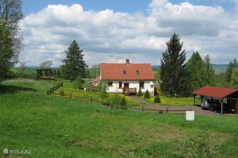 Vakantiehuis Tsjechië, Reuzengebergte, Bozanov Vakantiehuis Huize Bara