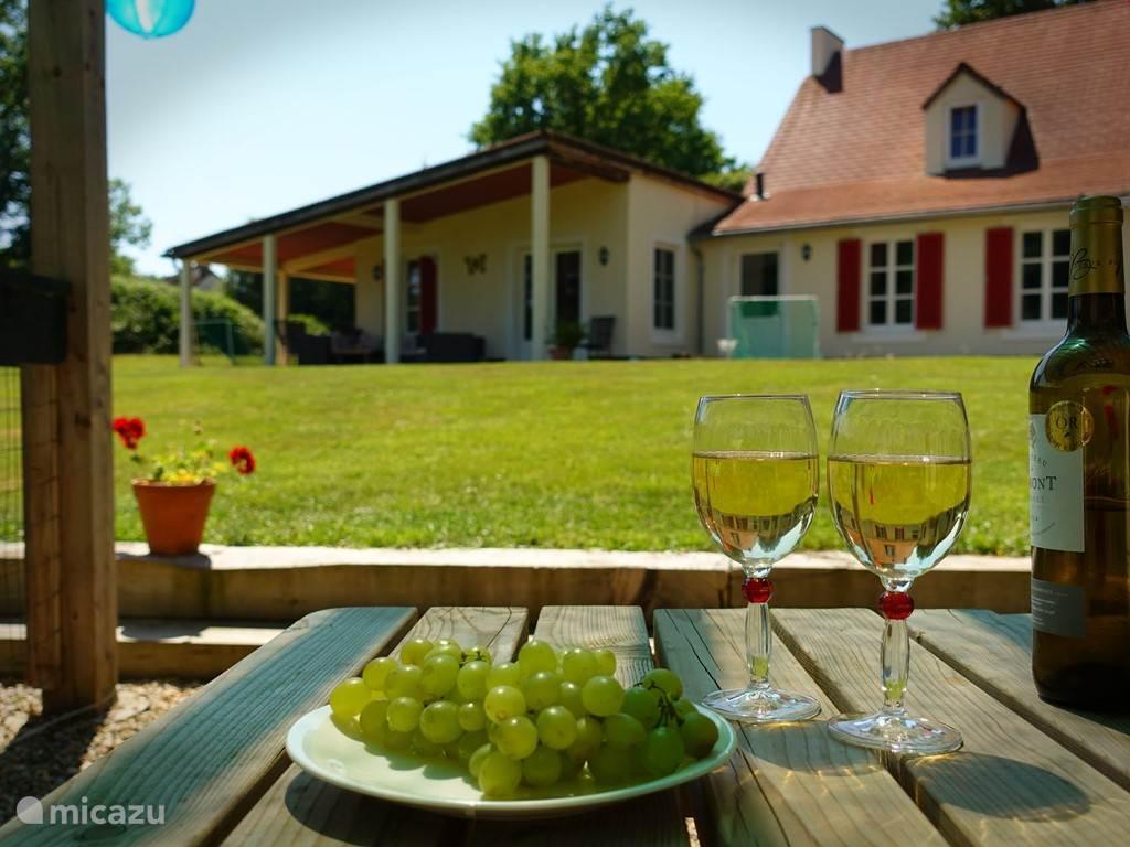 Vakantiehuis Frankrijk, Limousin, Saint-Sulpice-les-Feuilles villa Maison le Bip