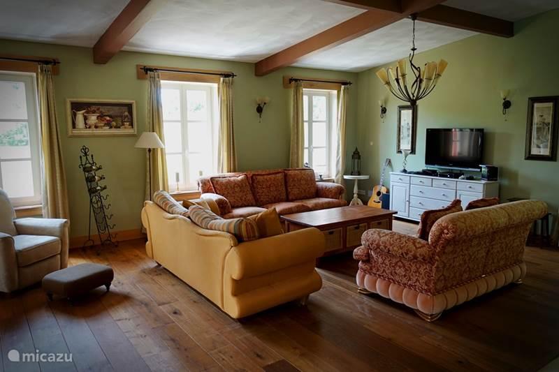 Vakantiehuis Frankrijk, Haute-Vienne, Saint-Sulpice-les-Feuilles Villa Maison le Bip