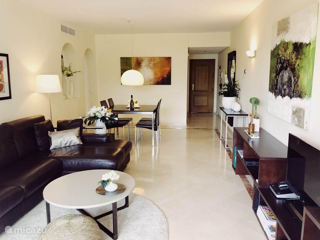 Vakantiehuis Spanje, Costa del Sol, Estepona appartement Ubrique