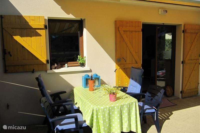 Vacation rental France, Landes, Saint-Julien-en-Born Terraced House Village Ocelandes