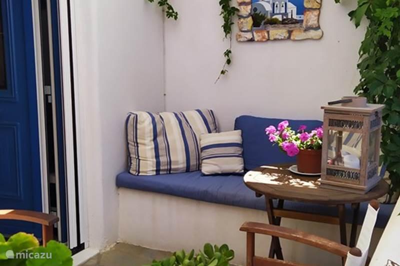 Vakantiehuis Griekenland, Cycladen, Paros Appartement Appartement Paros