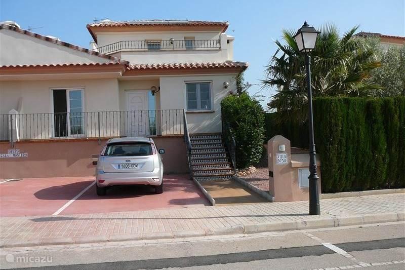 Vakantiehuis Spanje, Costa del Azahar, Sant Jordi Villa Golfvilla aan Panoramica golfbaan