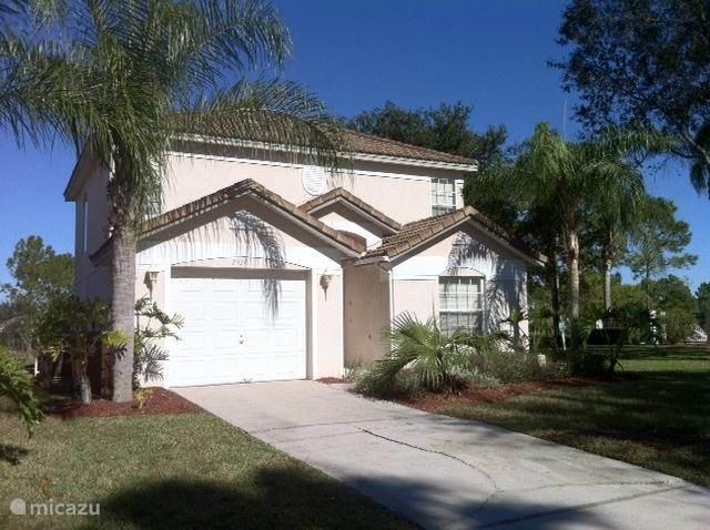 Vakantiehuis Verenigde Staten, Florida, Haines City - villa Luxe villa aan golfbaan Southern Dun