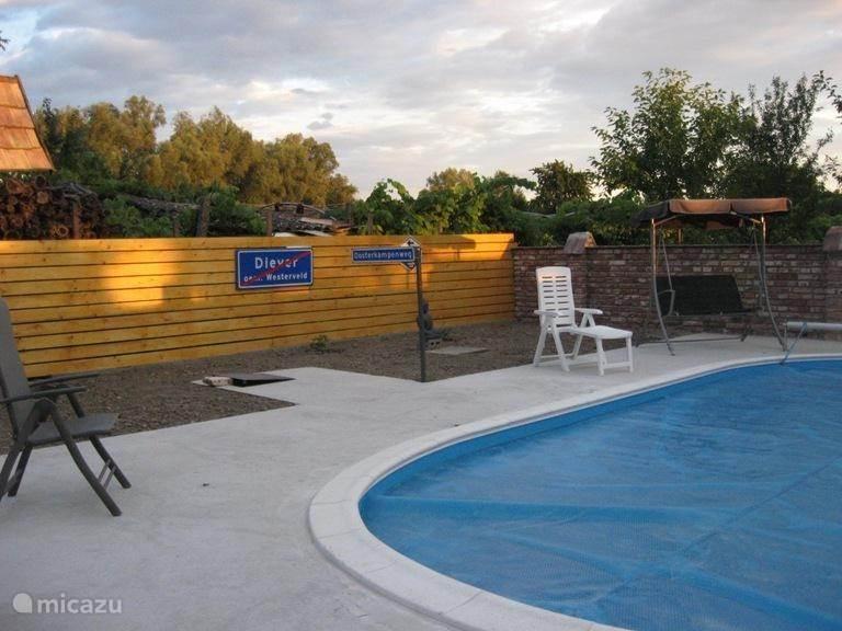 Vacation rental Hungary, Baranya, Felsoszentmarton holiday house A mi gõlyafèszkünk (ons ooievaarsnest)