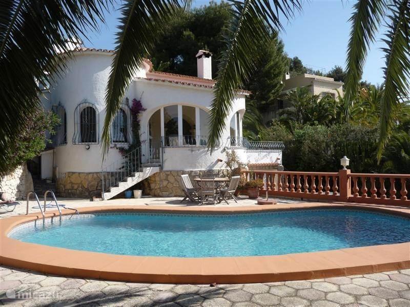 Vakantiehuis Spanje, Costa Blanca, Moraira villa Casa Moraira