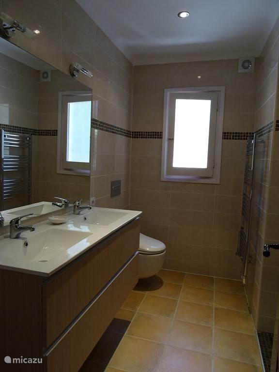 badkamer 1 met wellness wc