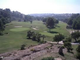 golfbaan op 5 minuten