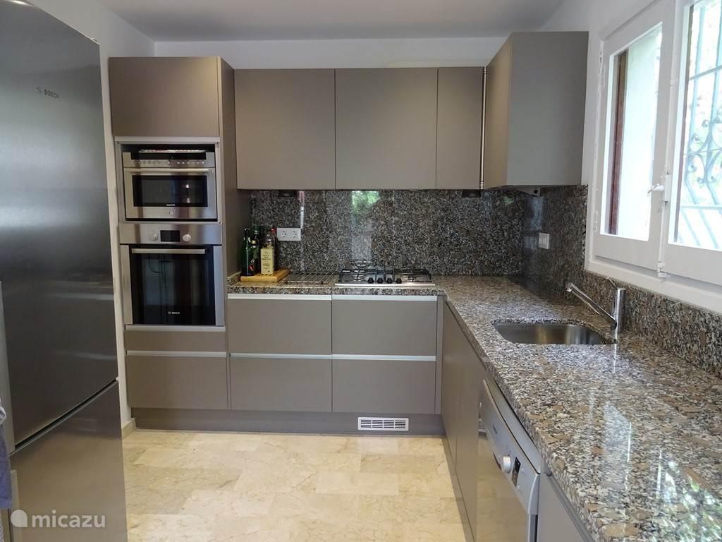 moderne en luxe keuken