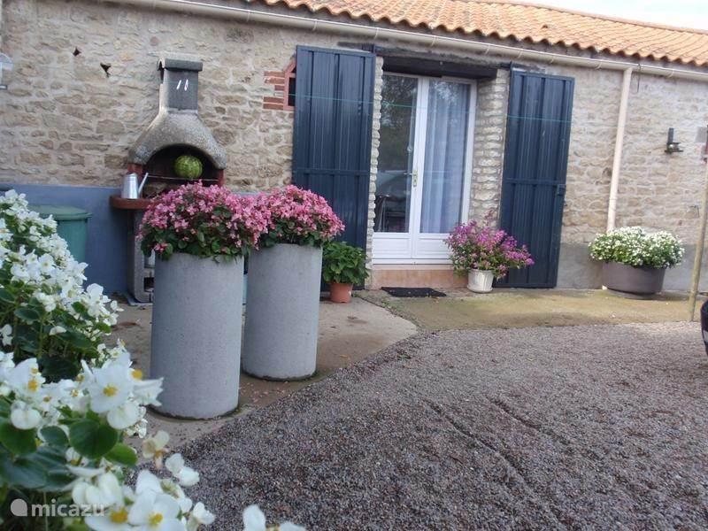 Vakantiehuis Frankrijk, Vendée, Longeville-sur-Mer boerderij Le Clos Robert