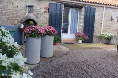 Vacation rental France, Vendee, Longeville-sur-Mer - holiday house Le Clos Robert