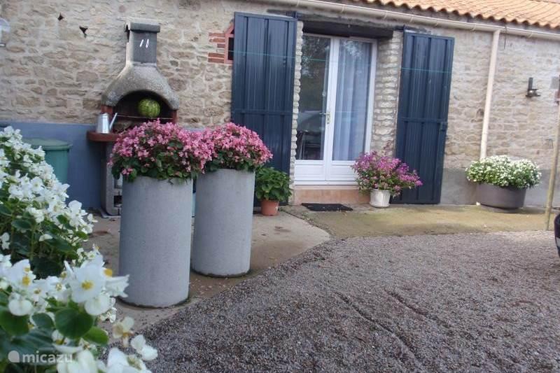 Vakantiehuis Frankrijk, Vendée, Longeville-sur-Mer Vakantiehuis Le Clos Robert