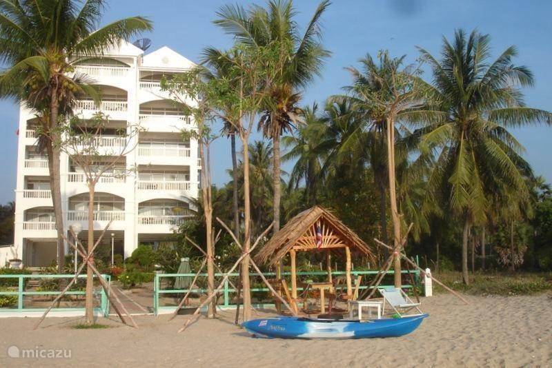 Vakantiehuis Thailand, Zuid Thailand – appartement Beach condo Le Lom