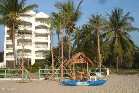 Vakantiehuis Thailand – appartement Beach condo Le Lom