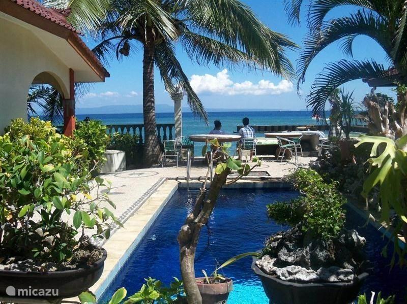 Vacation rental Indonesia, Bali, Candidasa - bungalow Rumah Mimpi Saskia