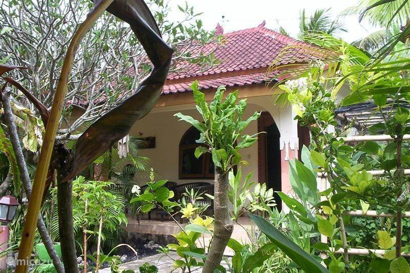 Vakantiehuis Indonesië, Bali, Candidasa Bungalow Rumah Mimpi Saskia