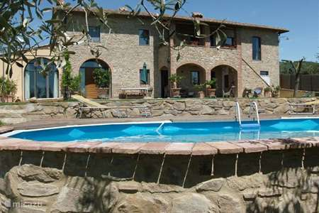 Vacation rental Italy, Tuscany, Vinci apartment Le Tortore 2